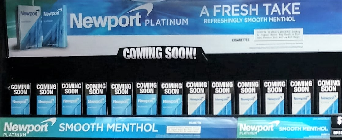 9f6e2517da A new brand of Newport cigarettes is about to be released by Reynolds  American. They re called Newport Platinum. Little is known about Newport  Platiniums at ...